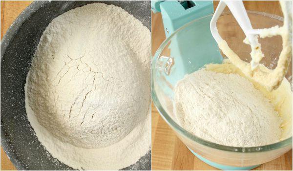 Recipe for Rainbow Funfetti Cutout Cookie