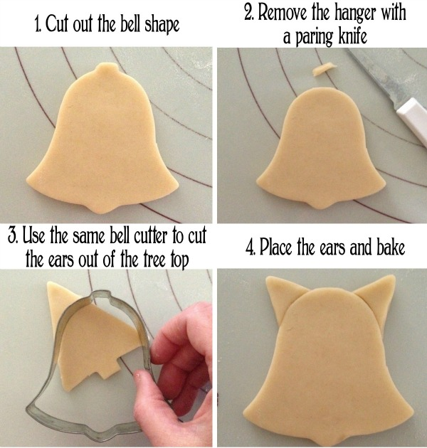 How to make cute woodland fox cookies with Clough'd 9 Cookies via Sweetsugarbelle.com