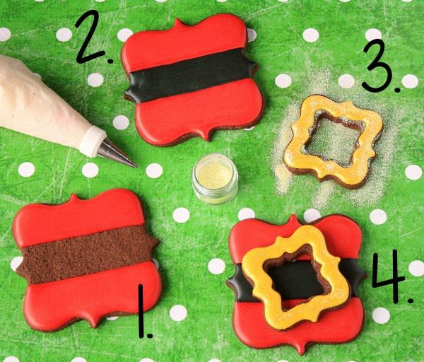 Lila Loa Santa Buckles via Sweetsugarbelle.com