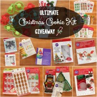 Ultimate Christmas Cookie Decorating Kit Giveaway