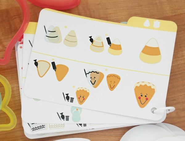Sweet Sugarbelle Shape Shifter Instruction Cards HR