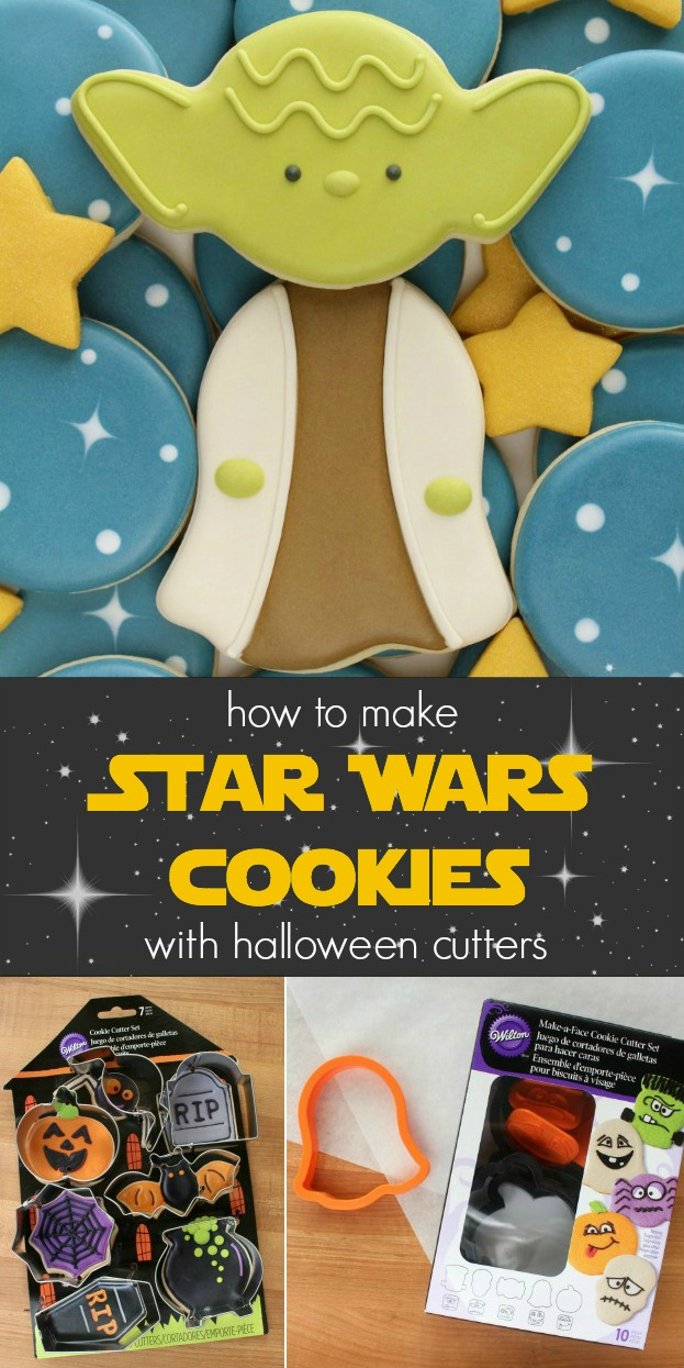 how-to-decorate-yoda-cookies-using-wilton-halloween-cutters-via-sweetsugarbelle-com